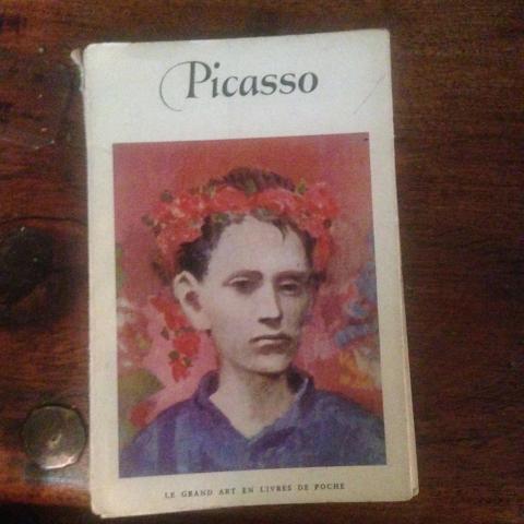 troc de  Petit livre Picasso, sur mytroc