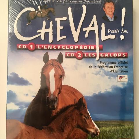 troc de  CD Chevaux et équitation, sur mytroc