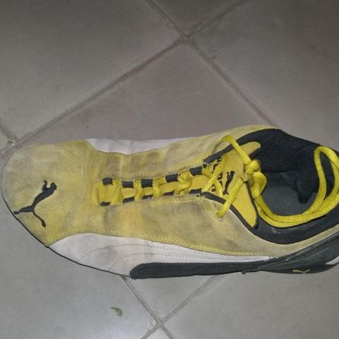 troc de  Chaussures Puma 44, sur mytroc