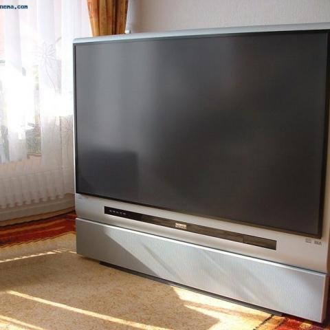 troc de  Je recherche une TV rétroprojecteur HS, sur mytroc