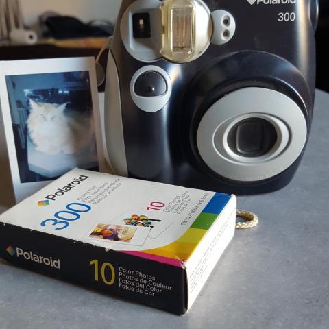 troc de  Polaroid pic 300, sur mytroc