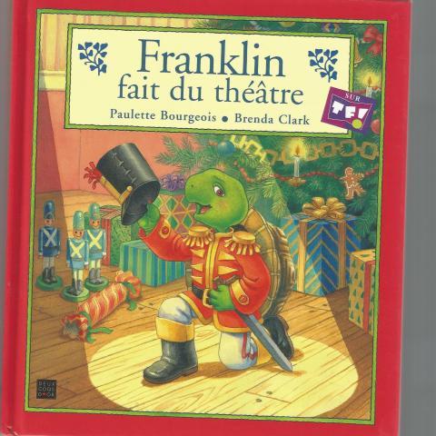 troc de  Franklin fait du theatre, sur mytroc