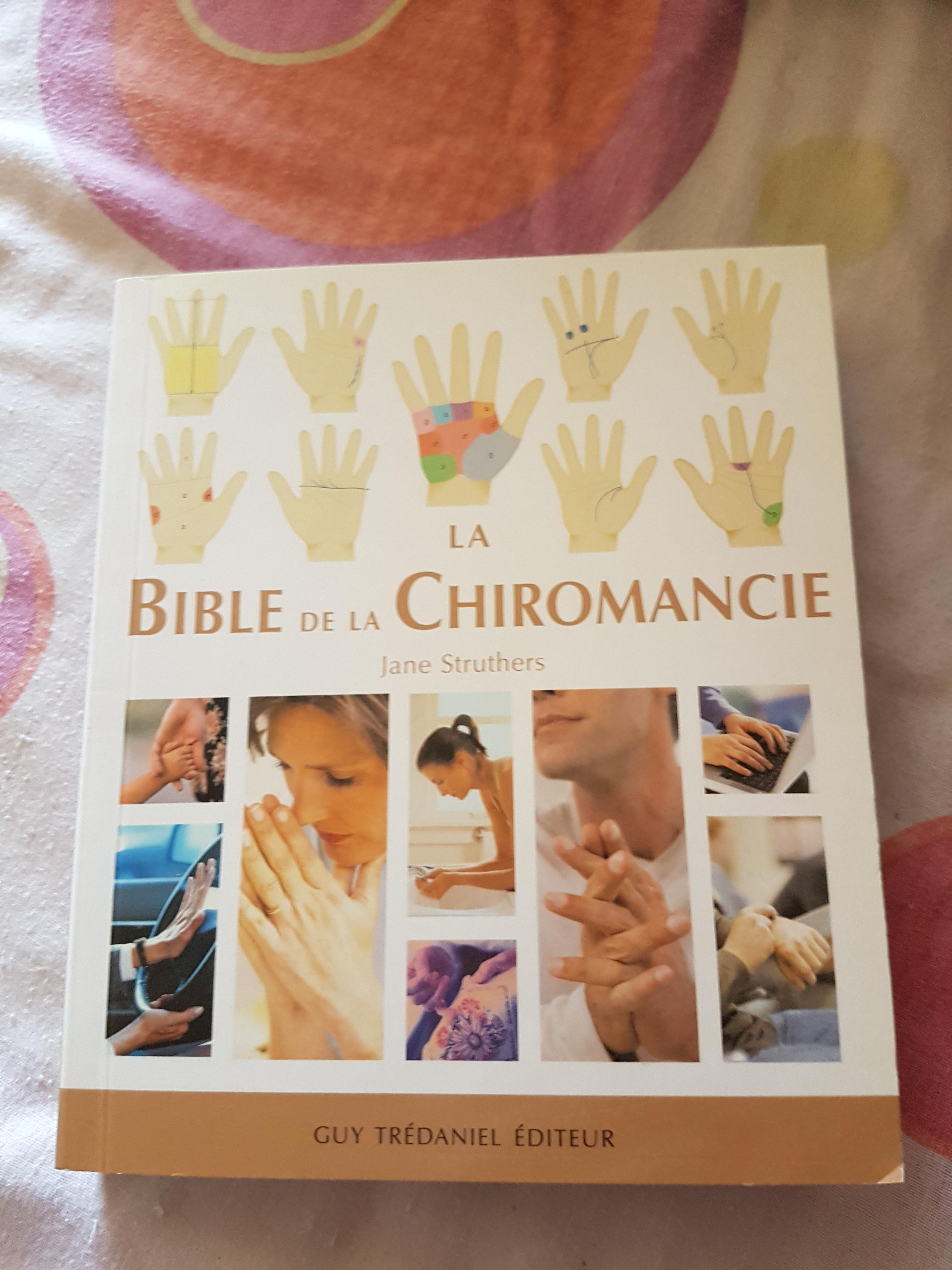 troc de troc la bible de la chiromancie image 0