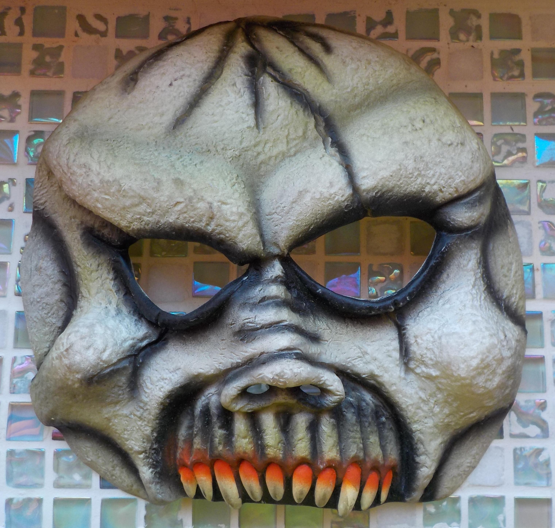 troc de troc masque souple déguisement halloween image 0