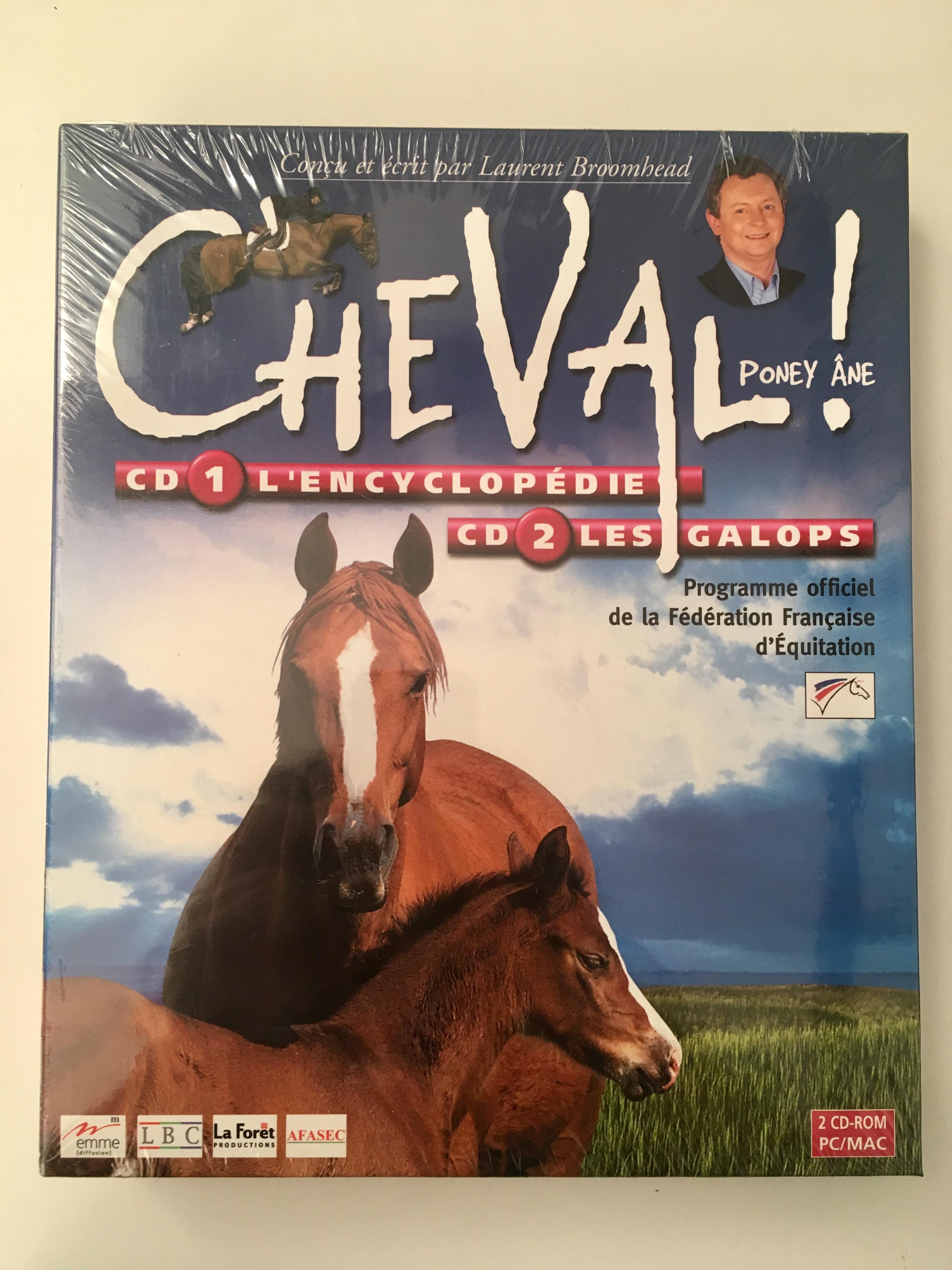troc de troc cd chevaux et équitation image 0