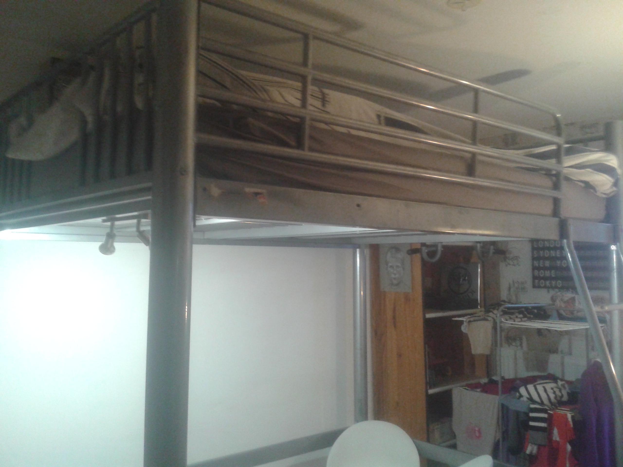 Troc lit 2 places en mezzanine - Dimension lit mezzanine 2 places ...