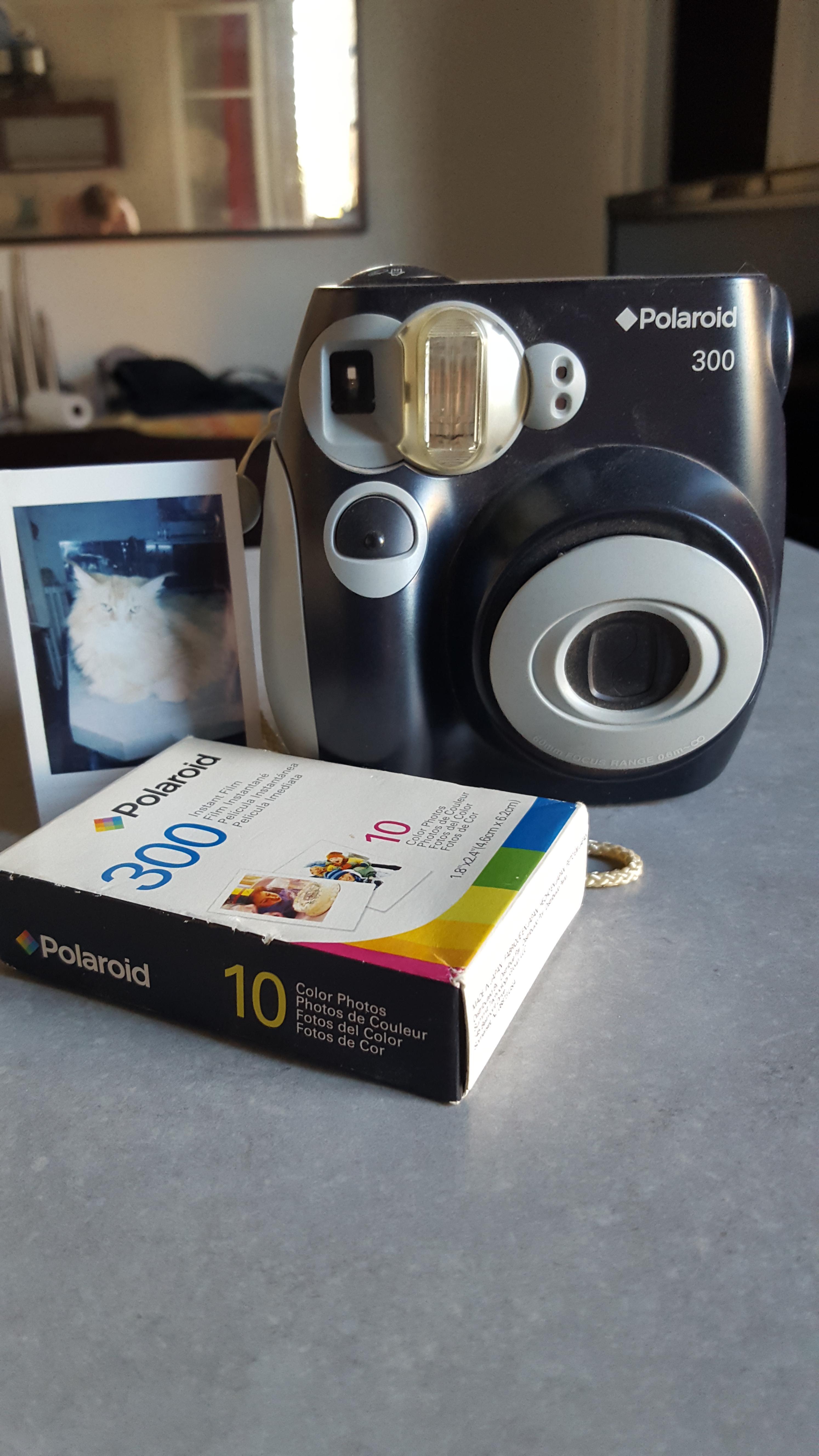 troc de troc polaroid pic 300 image 0
