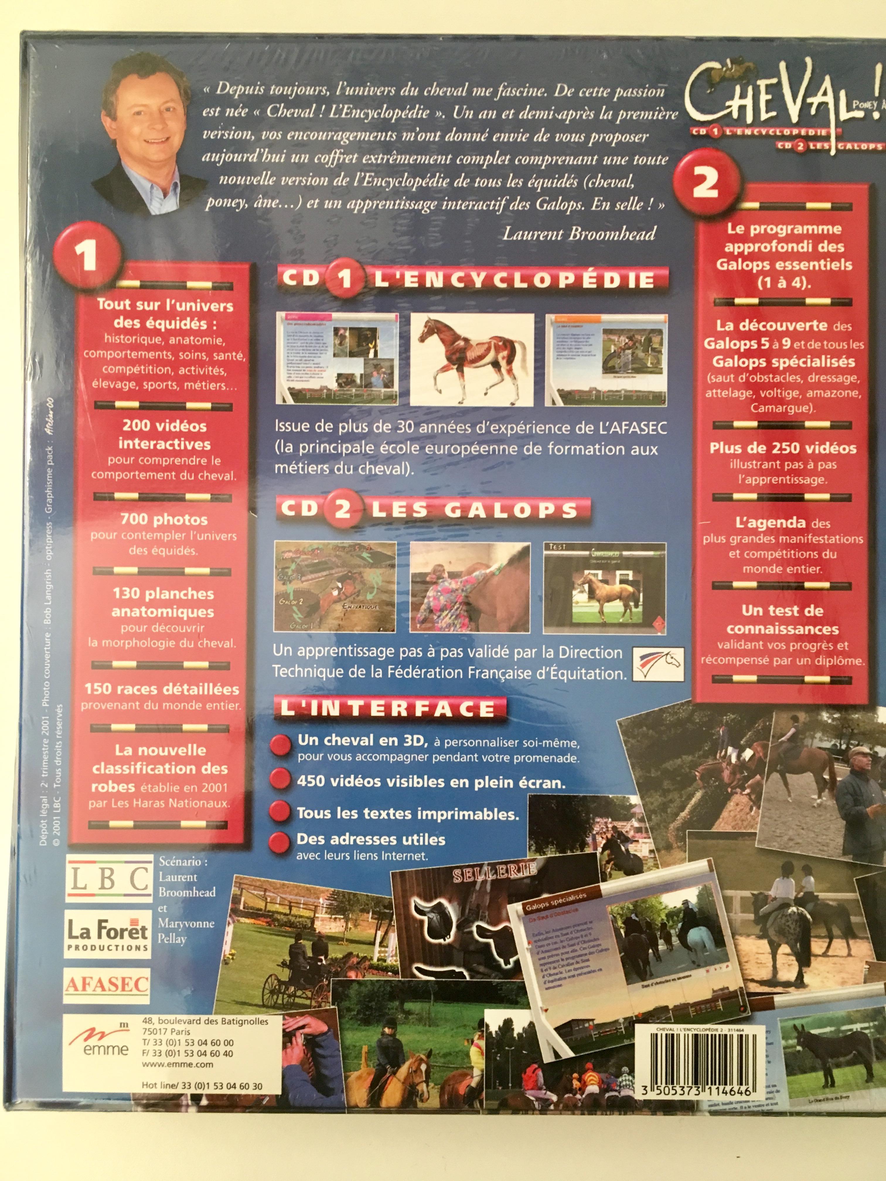troc de troc cd chevaux et équitation image 1