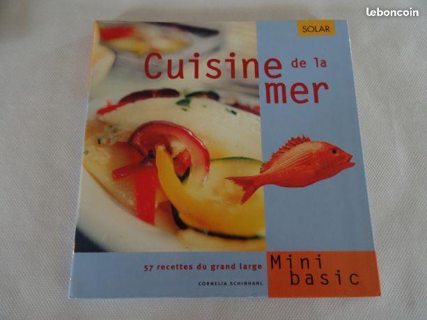 """troc de troc livre de recettes """"cuisine de la mer"""" image 0"""