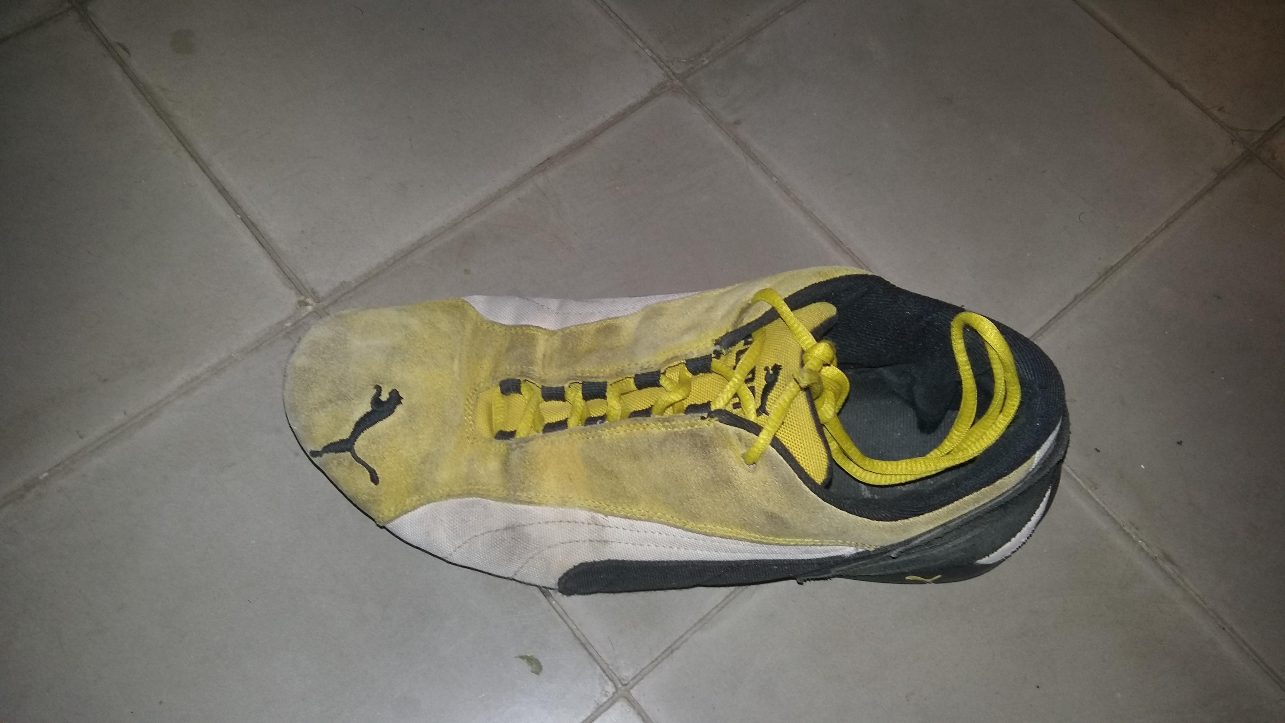 troc de troc chaussures puma 44 image 0