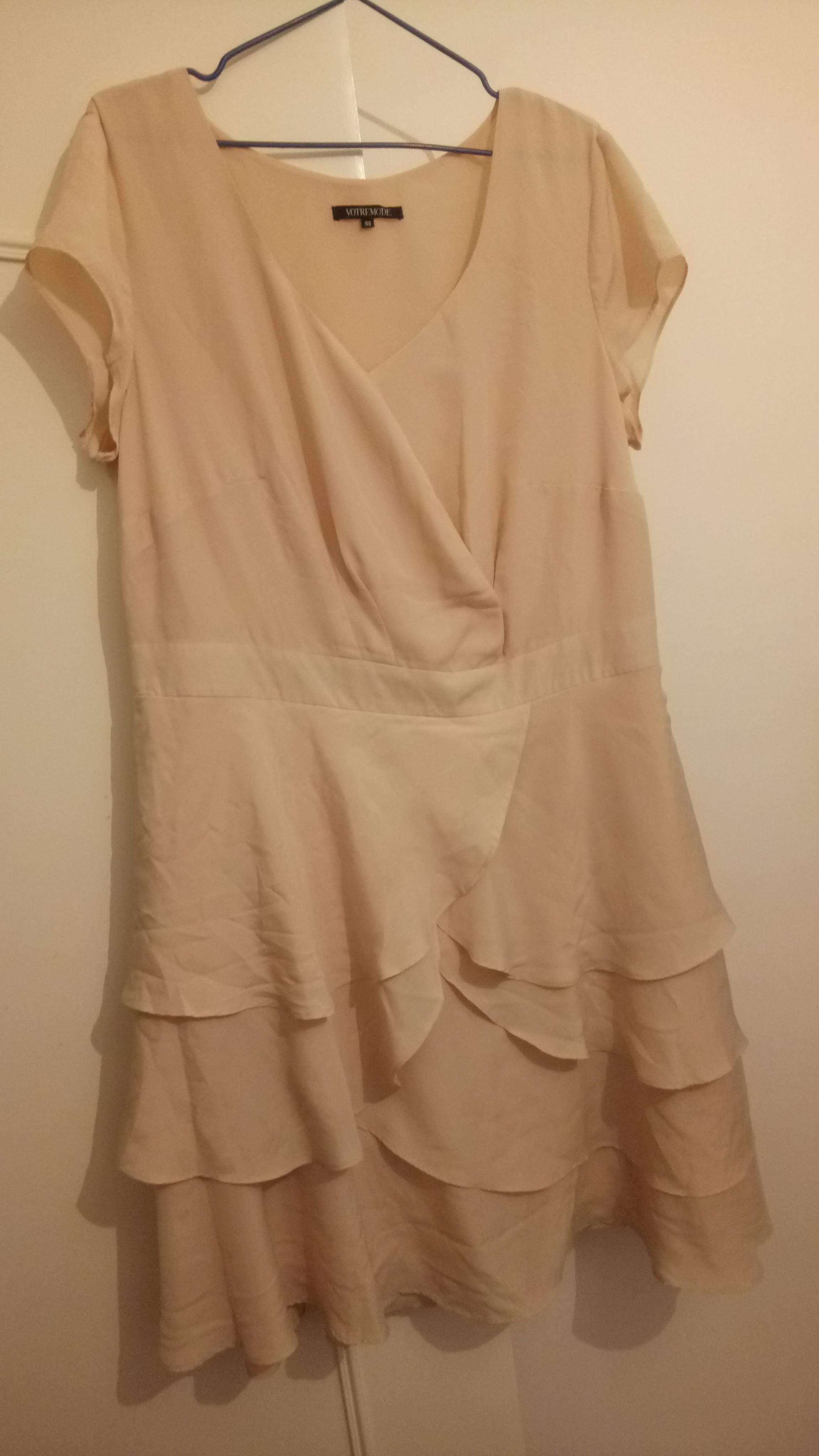 troc de troc robe sable t48 image 2