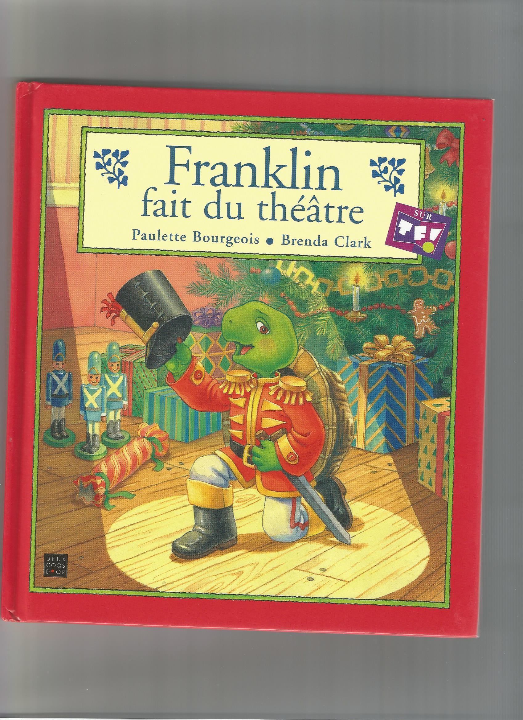 troc de troc franklin fait du theatre image 0