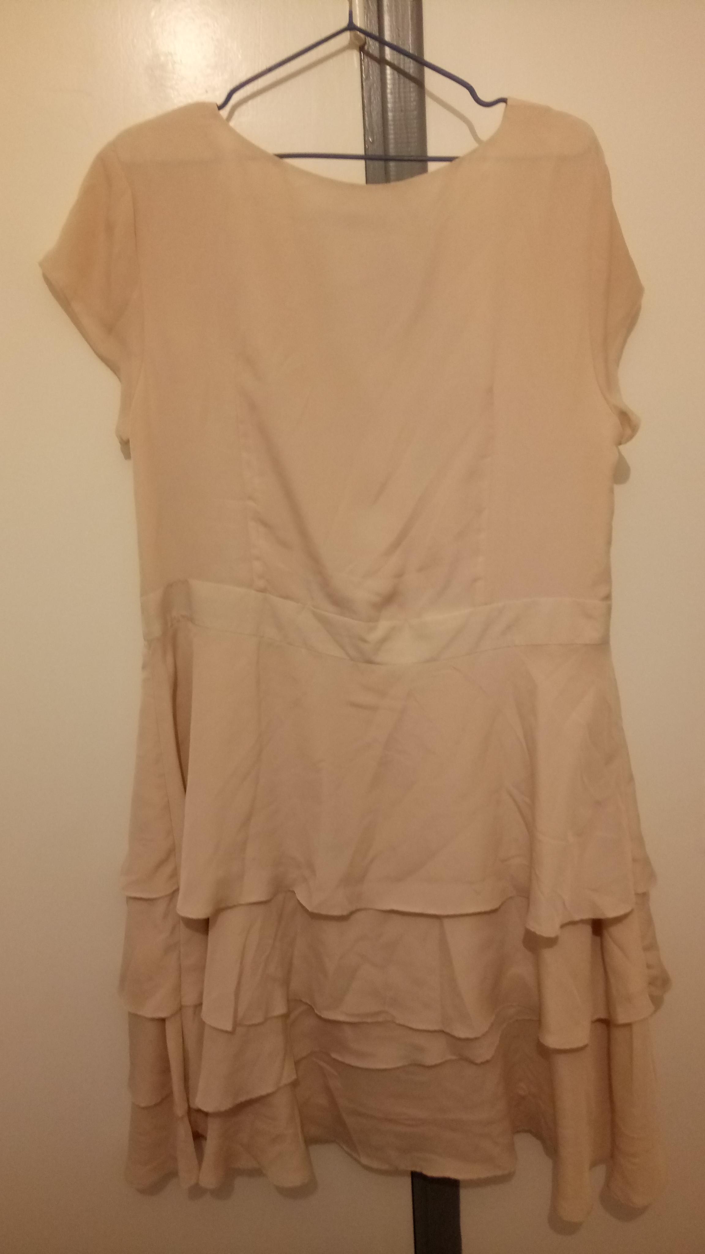 troc de troc robe sable t48 image 1