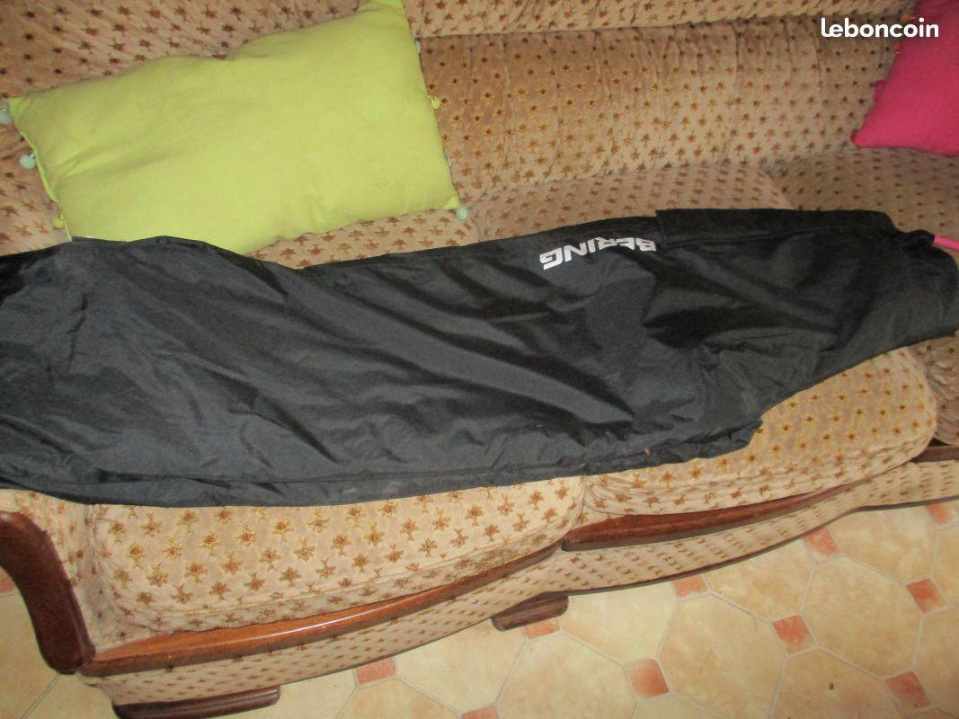 troc de troc pantalon moto pluie double bering image 0