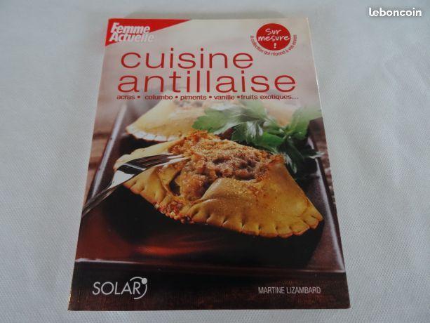 """troc de troc livre de recettes """"cuisine antillaise"""" image 0"""